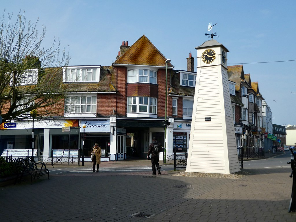 Millennium Clock Tower, Littlehampton