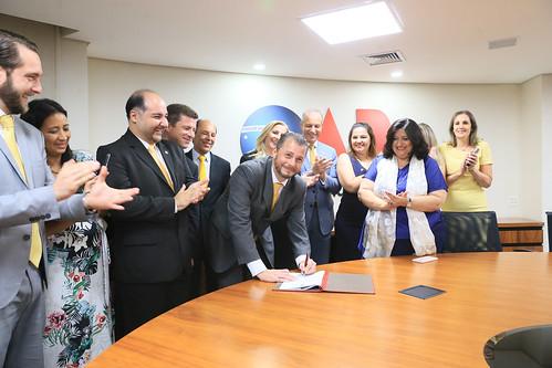 01.01.2019 - Posse da nova diretoria da OAB-SP - 2019/2021
