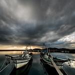 秋穂漁港ーAio fishing port