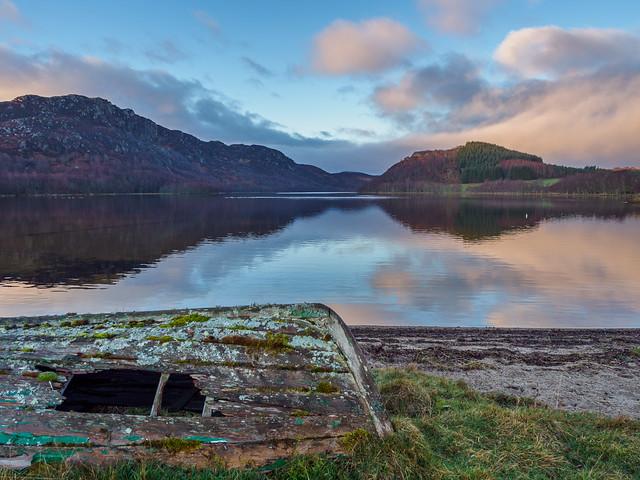 Loch Ruthven Colour