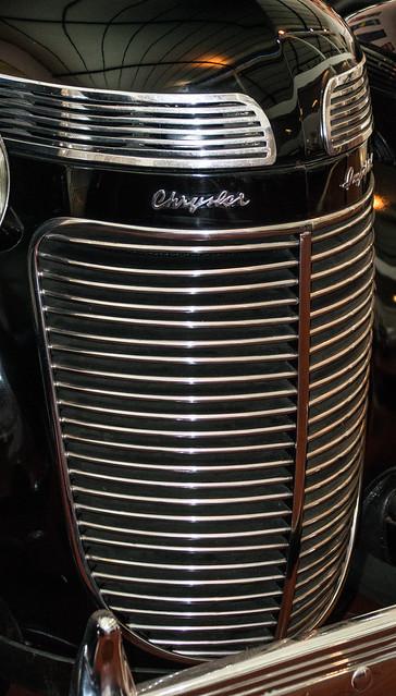 Chrysler Grille