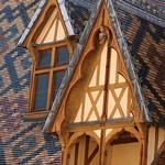 Burgundy's Roofs