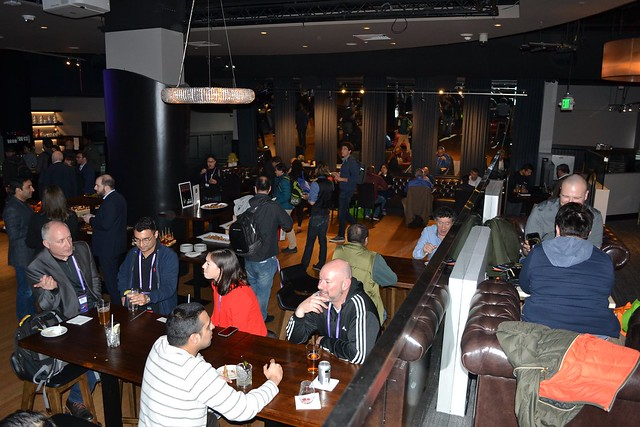Brinqa RSA 2019 Happy Hour