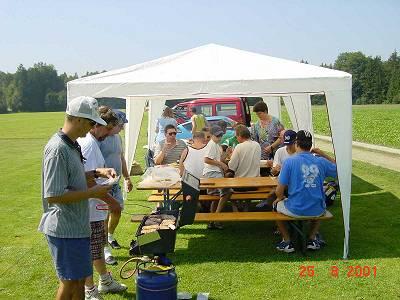 Plausch Cup 2001 - Teil 2