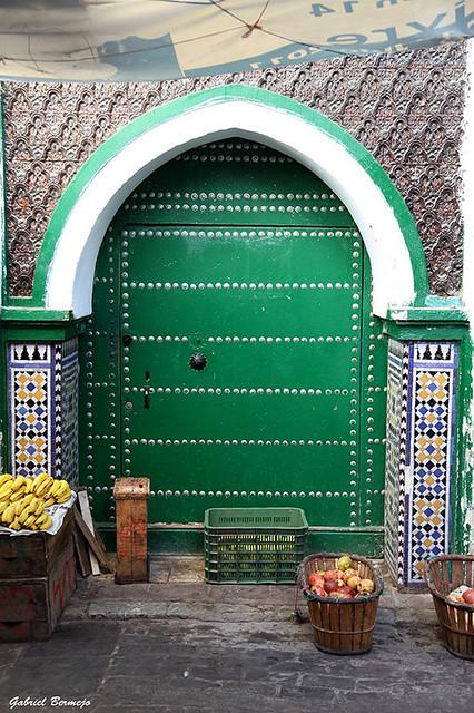 Puerta verde - Tetuan