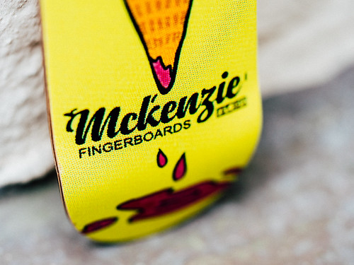 McKenzie Fingerboards - Acid Ice | by MartinBeckmann