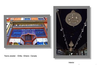 Orillia Ontario ~ Canada ~ Heritage Store ~ Town's Jewellers ~ Oldest Store   ~ W S Frost | by Onasill ~ Bill Badzo - - 64 Million Views - Thank