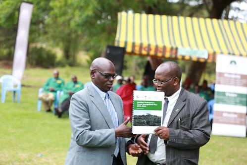 people communityaction communityforestry communityinvolvement launching communitybasedforestmanagement londiani kerichocounty kenya ke
