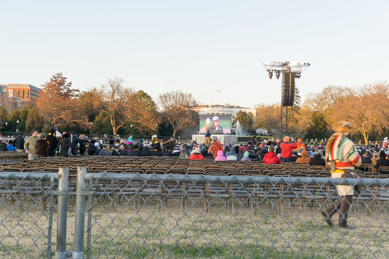 National Christmas Tree Lighting Ceremony, Washington, DC, Nov. 28, 2018