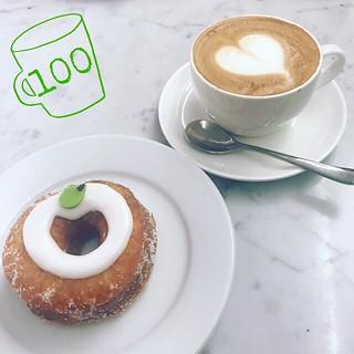 Dominque Ansel Bakery   by princessdeia