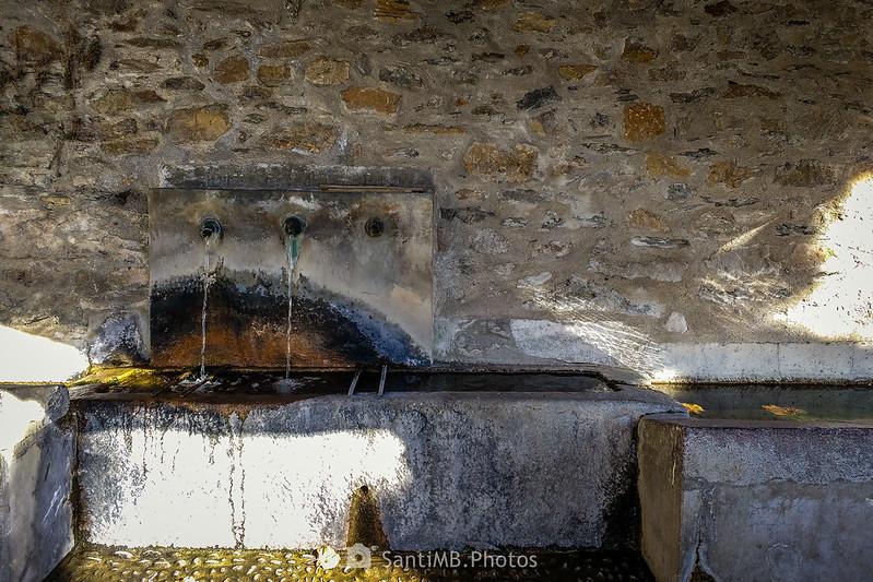 Antiguo lavadero de Unac