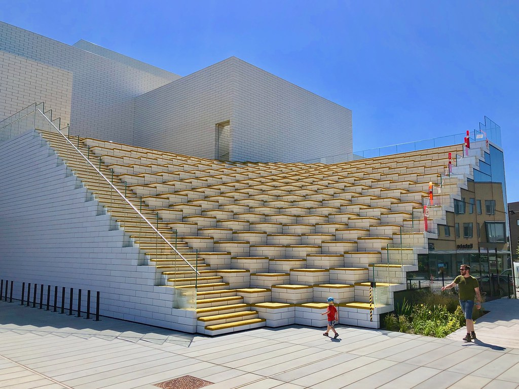 Lego House Billund Denmark Big Bjarke Ingels Group 201 Flickr