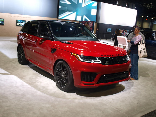 WAPA EV Day at the 2019 Washington Auto Show