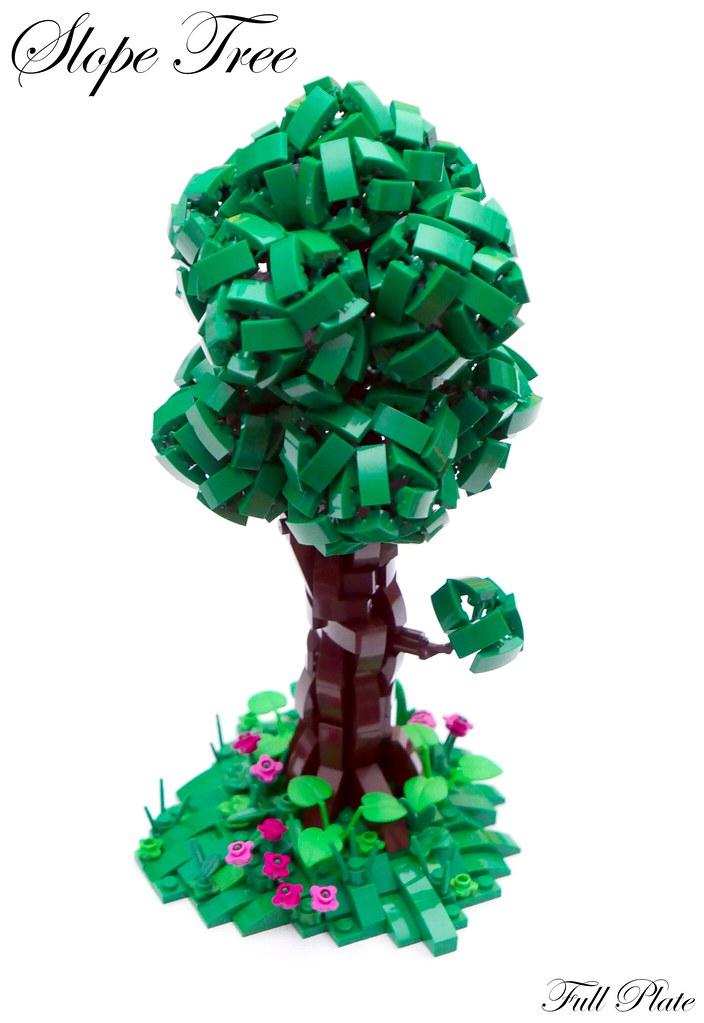 Full Plate - Slope Tree