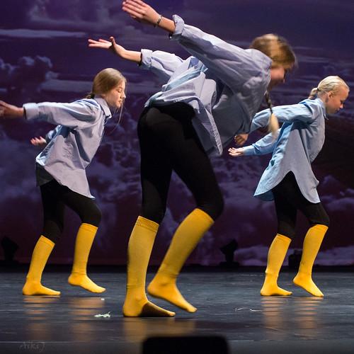Tantsuvõistlus 2019