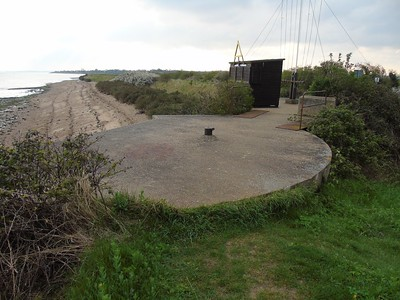 e11933 - Ramsey Island, Essex . .