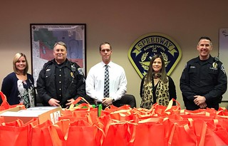 Beacon of Hope at Speedway PD | by speedwaycommunitypolicing