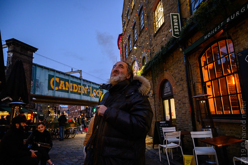 Last Cigar, Twilight, Camden Lock | by harold.whatever