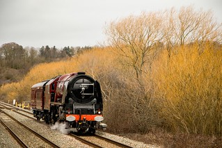 6233, Duchess Of Sutherland | by scilly puffin
