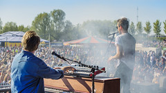 Bevrijdingsfestival amsterdam - Kim Balster