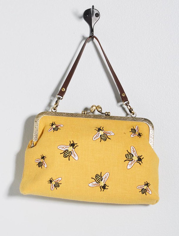 bee purse modcloth