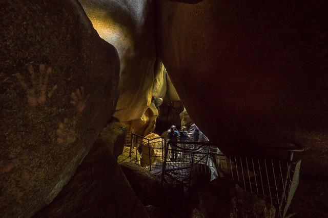 La grotte du Diable