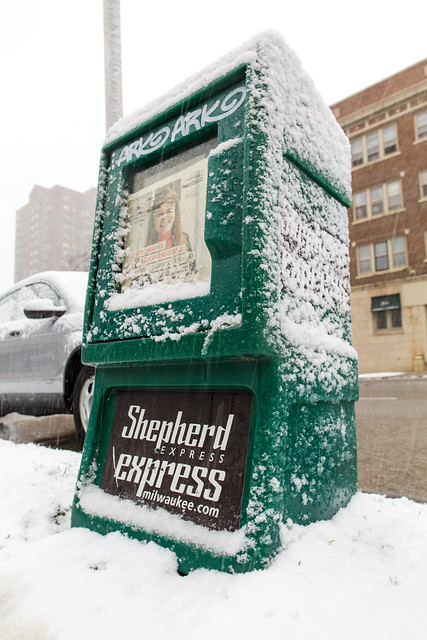 Sheppard Express vs. April Blizzard