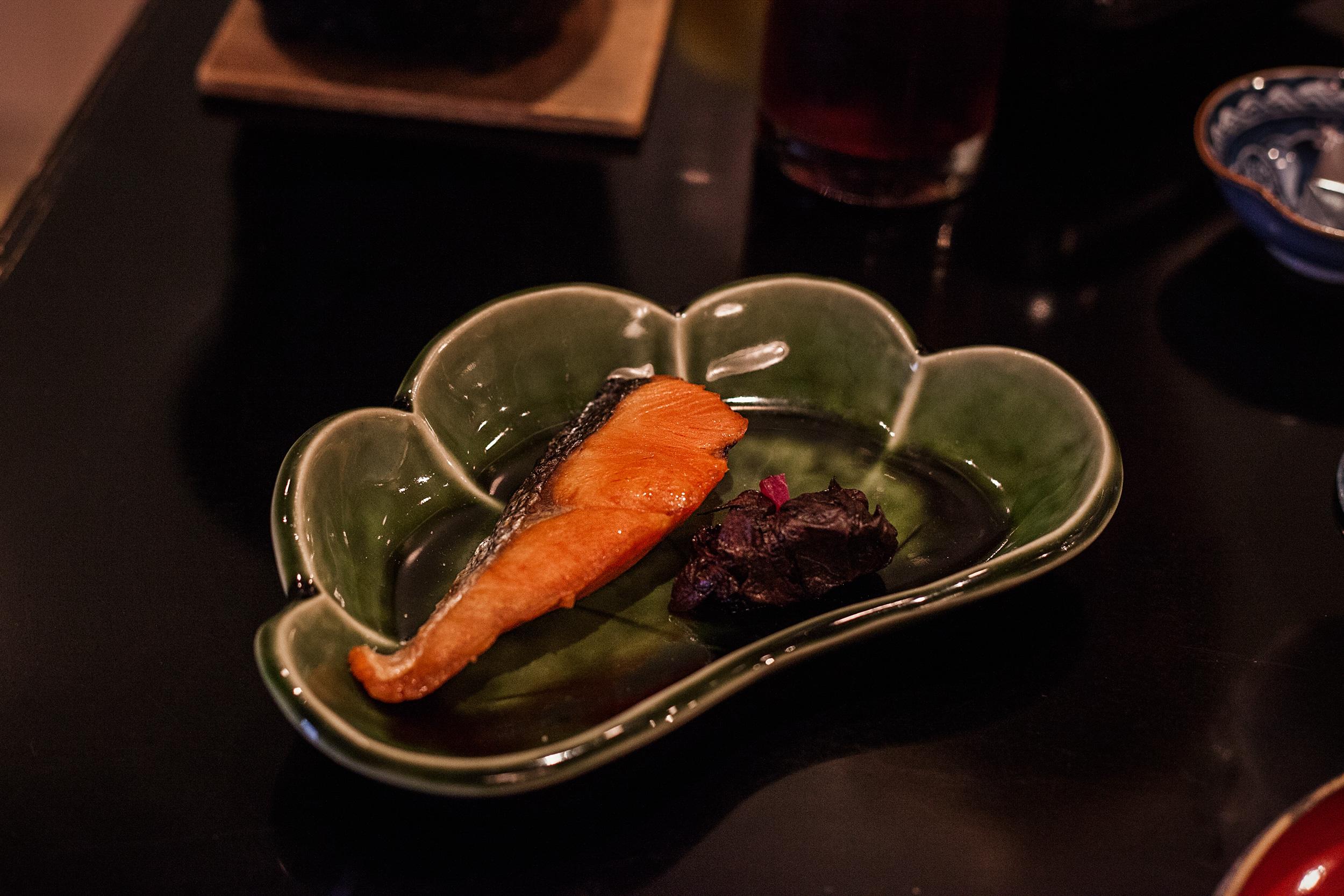 Japanese Breakfast at Ryokan IKUMATSU