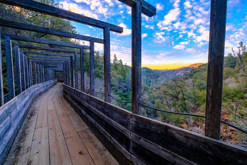 xt3 landscape sunset independencetrail hiking nevadacounty hdr nevadacity fujifilm fuji
