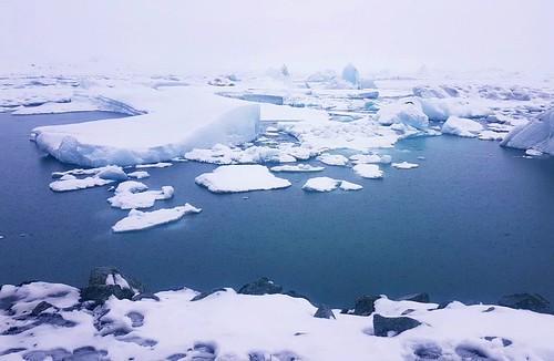glacier lagoon jokulsarlon iceland | by leftbanked