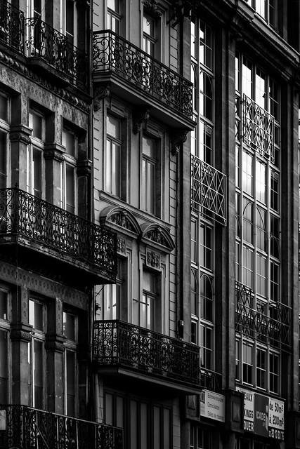 Facades, Lille, France
