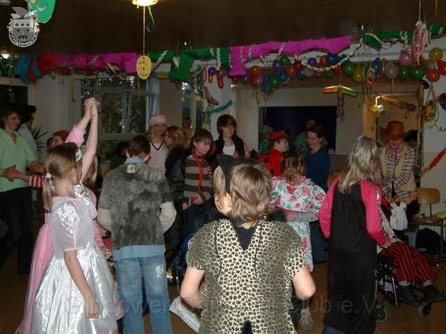 2008 Förderschule Fasching
