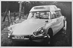 GZ-57-63 CITRO�N ID 19F Confort Ambulance 1964