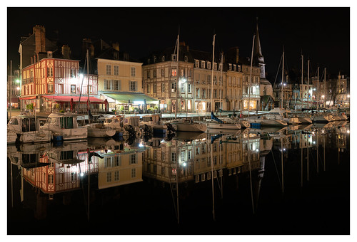 Honfleur at Night | by Paulemans
