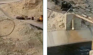 3529 A gang arrested selling drinking water taken from sewage canal in Jeddah 01 | by Life in Saudi Arabia