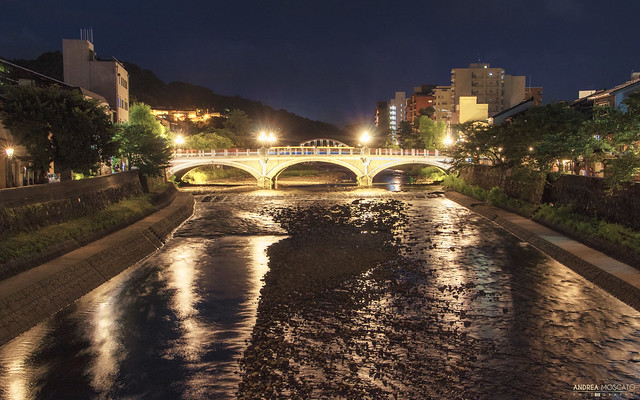 Asanogawa Bridge - Kanazawa (Japan)