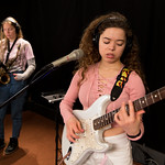 Mon, 04/02/2019 - 12:29pm - Nilüfer Yanya Live in Studio A, 2.4.19 Photographer: Joanna LaPorte