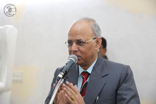 Dr Vijay Sharma, expresses his views
