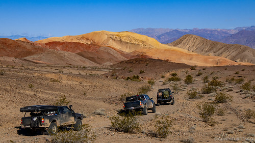 00144 - 2019-02-16 - Hiking Death Valley - Part 3 | by turbodb