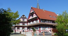 Kork (Baden-Württemberg, D) – Maisons typiques