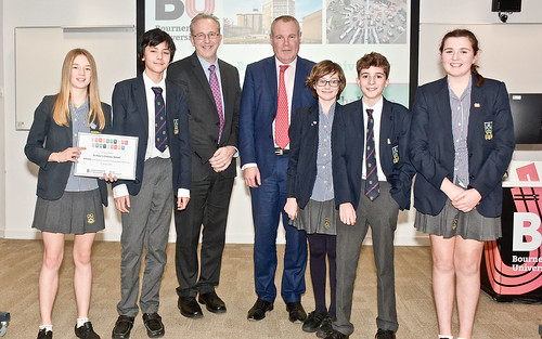 Conor hosts the Industrial Strategy Schools Challenge at BU | by Conor Burns - Conservative