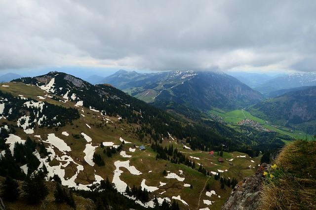 Wendelstein - Below Clouds