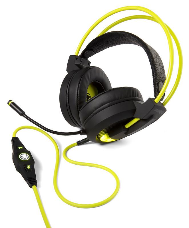 SB914119 snakebyte PC Head Set Pro Bulk 04