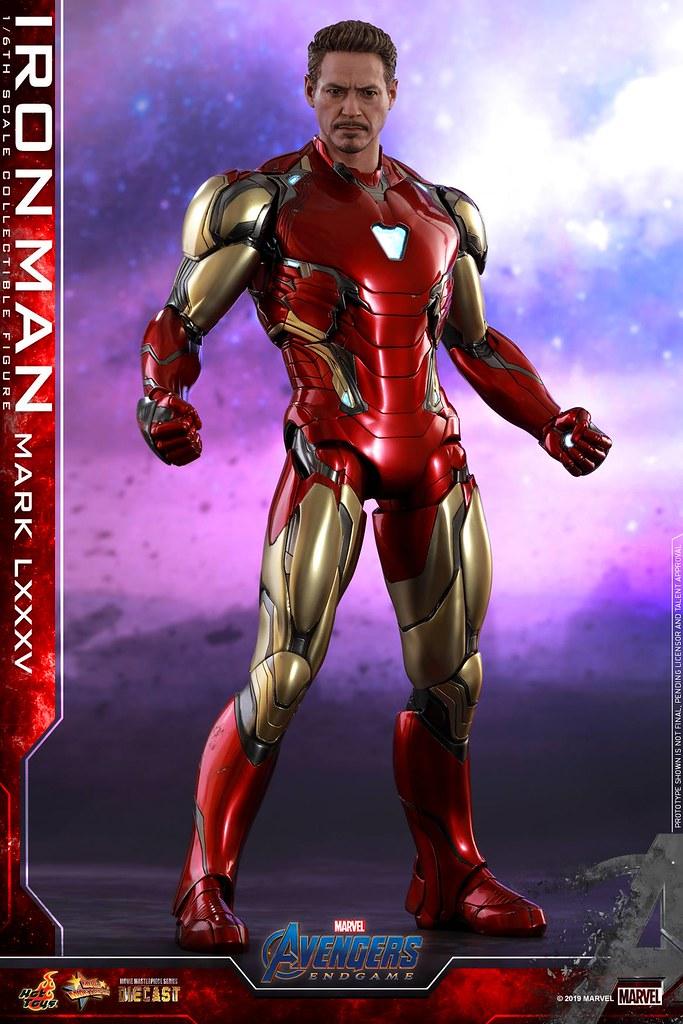 搭載全新裝備的戰甲登場!! Hot Toys – MMS528D30 -《復仇者聯盟:終局之戰》鋼鐵人馬克85 Iron Man Mark LXXXV 1/6 比例人偶作品