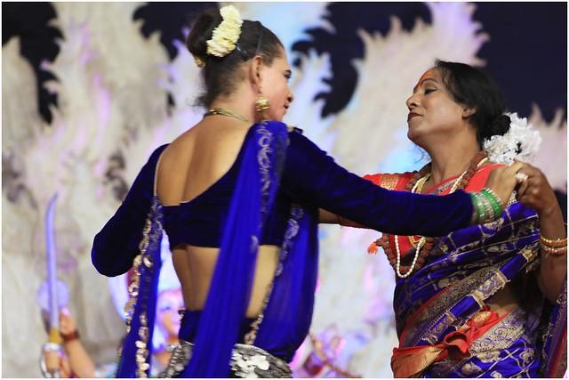 India Travel Photography: Kinnar Akhara (transgender Saints) at Kumbh Mela Festival 2019 Allahabad.061 by Hans Hendriksen