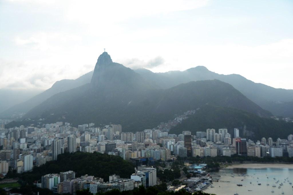 Botafogo, Santa Marta, Corcovado