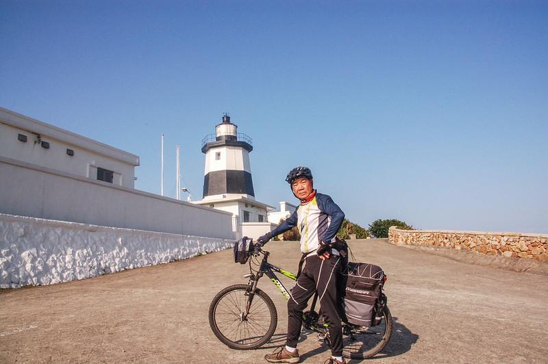 台灣本島極北--富貴角燈塔