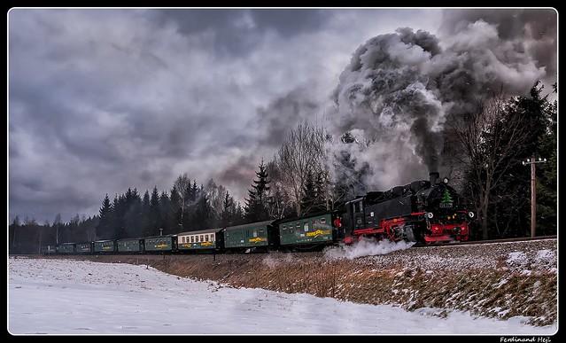 Fichtelbergbahn_SDG_BR 99 773_Kretscham-Rothensehma_Sachsen_DE