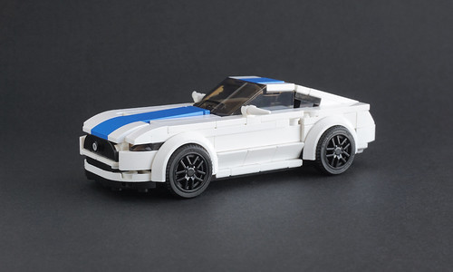Ford Mustang GT - 2019