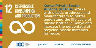 #UNEA4 2019 | by International Chamber of Commerce